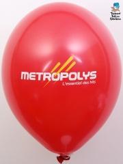 Ballons-publicitaires-Metropolys-rouge