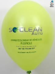 Ballons-publicitaires-So-Clean-vert-pomme
