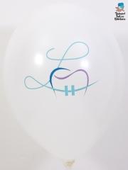 Ballons-publicitaires-cabinet-orthondontie-Lavergne-et-Laugel