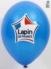 Ballons-publicitaires-lapin-de-France-bleu-roi