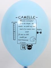 Ballons-personnalisés-Faire-part-naissance-Camille-bleu-ciel