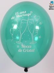 Ballons-publicitaires-noces-de-cristal-vert