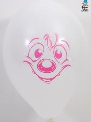 Ballons-publicitaires-Titash-rose-vif-sur-blanc