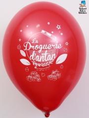 Ballons-publicitaires-la-Droguerie-d-antan-rouge