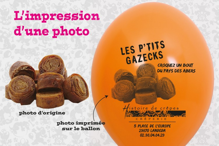 Impression d'une photo