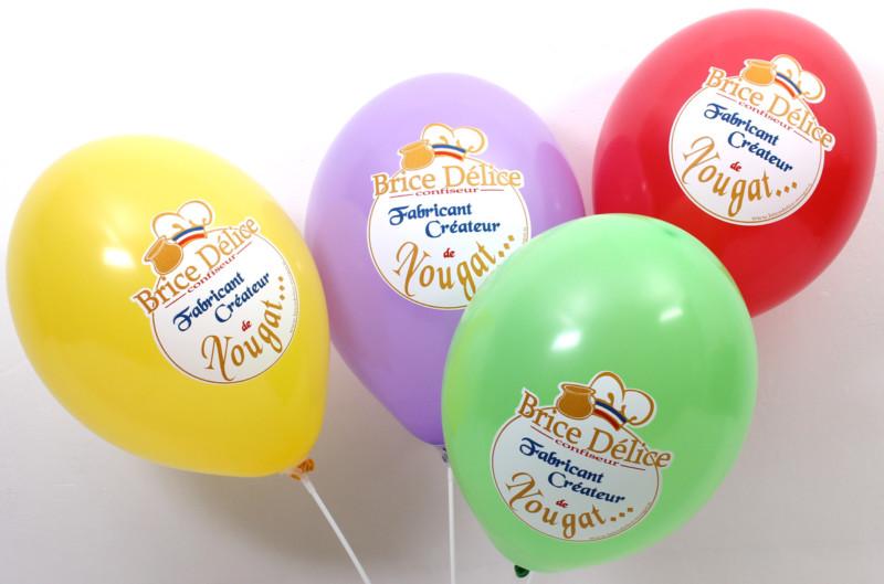 Bouquet de ballons Brice Délice